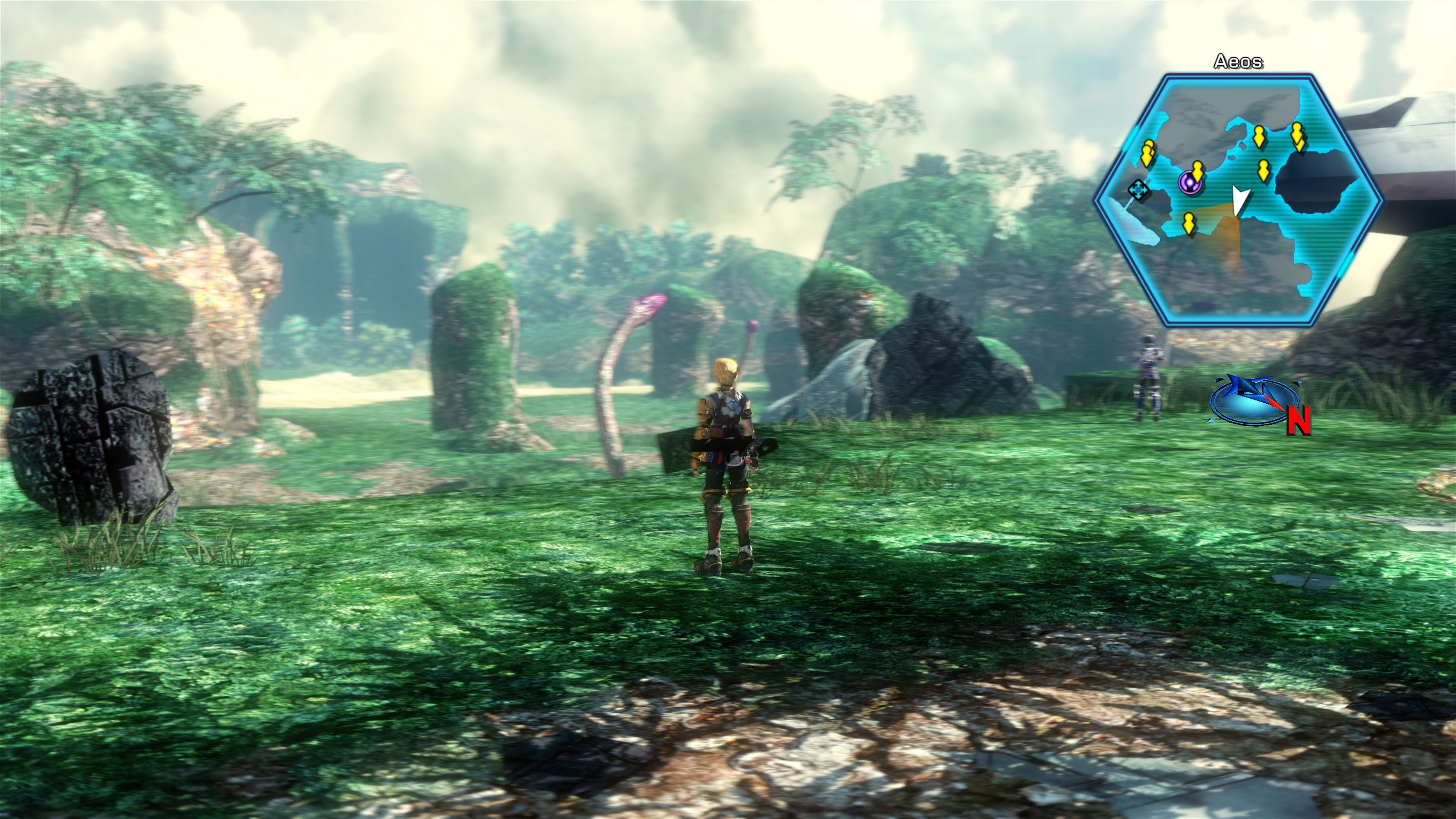 Star Ocean 4 is a console game with a PC settings menu • Eurogamer net
