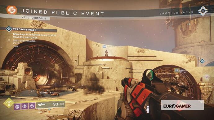 Destiny 2 Mercury Heroic public event: How to activate and complete