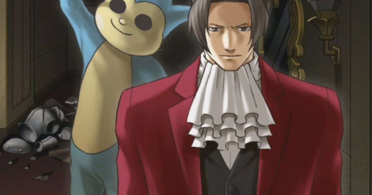 Ace Attorney Investigations 2 Best Case