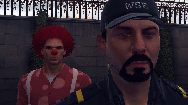 Hitman's Clown Escalation is Totally Batty