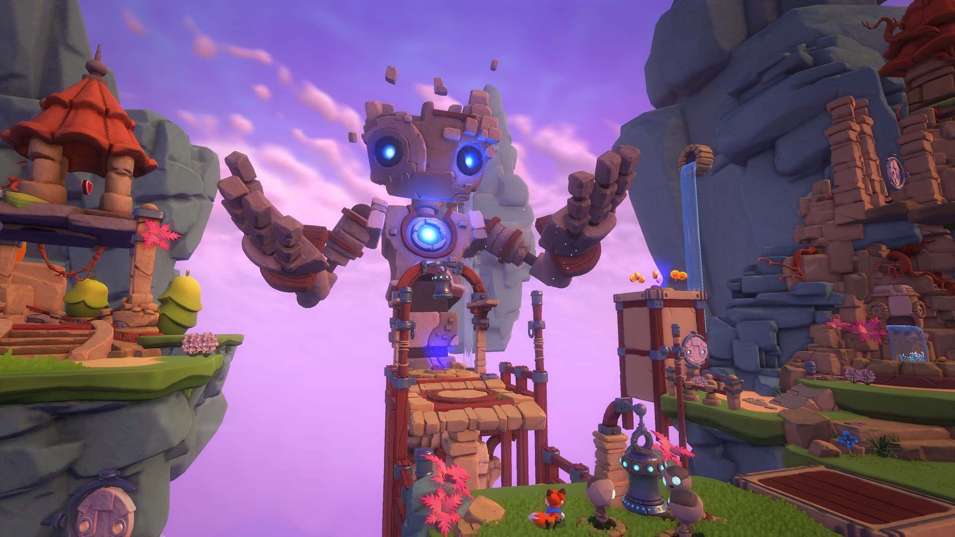 Lucky's Tale dev aims to be