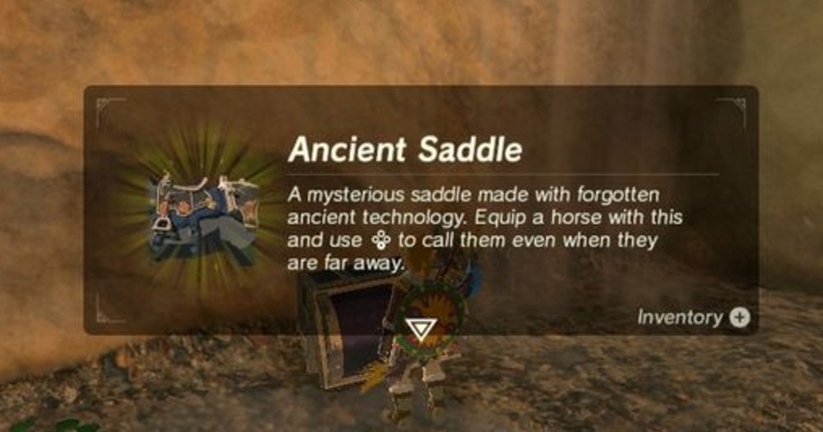Zelda ex ancient horse rumors how to get the ancient bridle and zelda ex ancient horse rumors how to get the ancient bridle and ancient saddle eurogamer sciox Choice Image