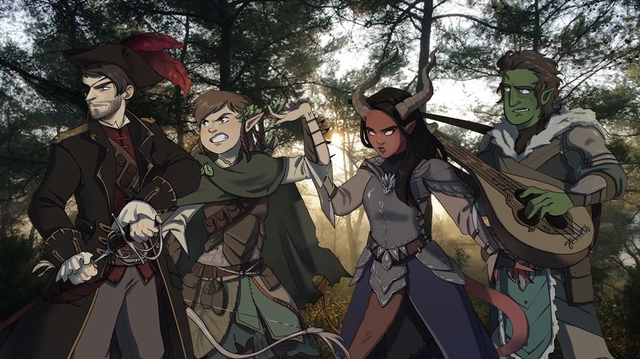 Heroes Regroup for New Dungeons and Dragons Campaign