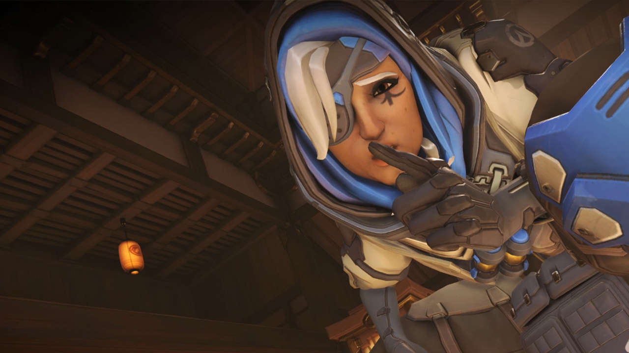 Ana tips and tricks for advanced play - Overwatch | Metabomb