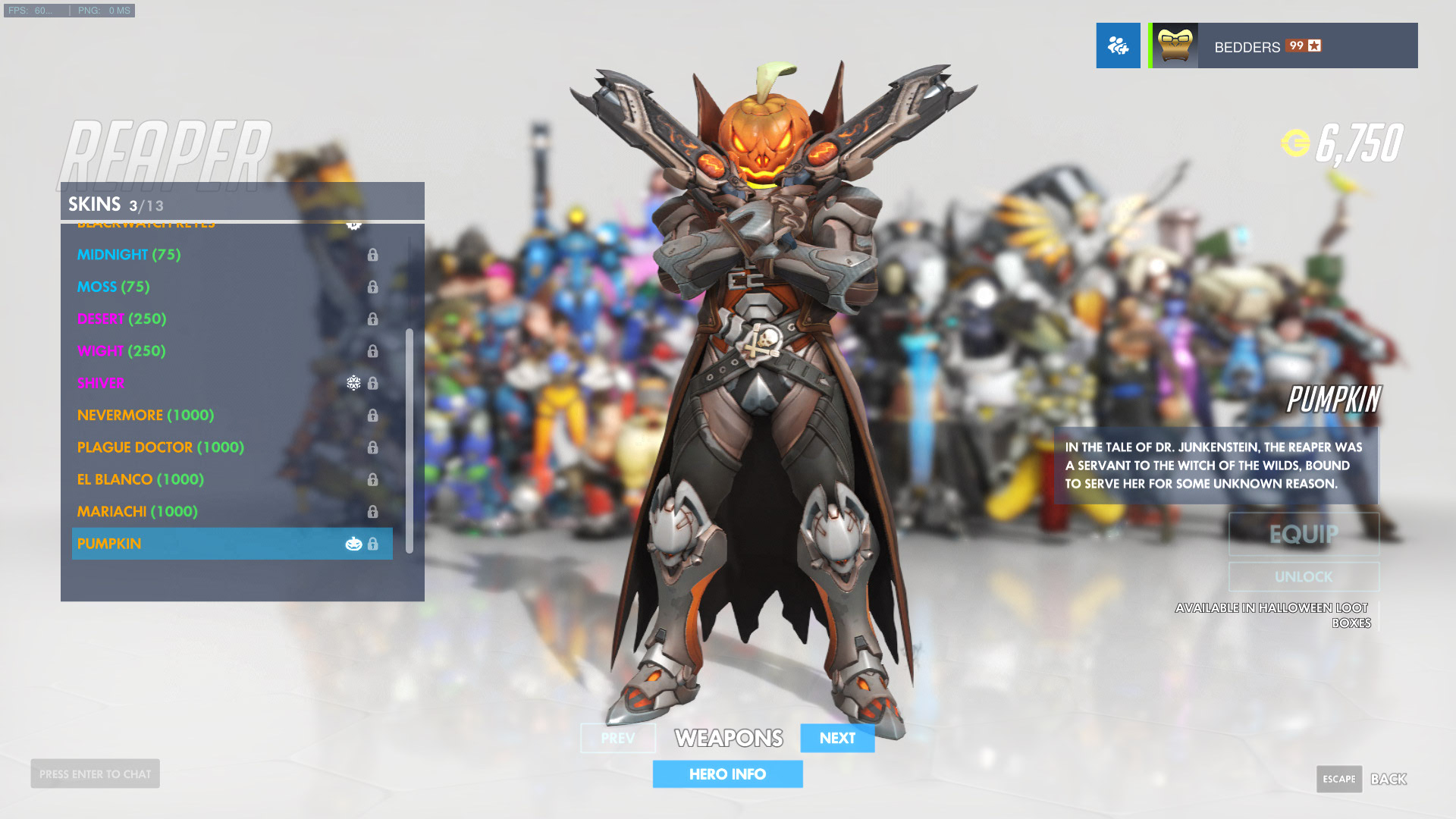 Reaper guide - 2017 - Overwatch | Metabomb