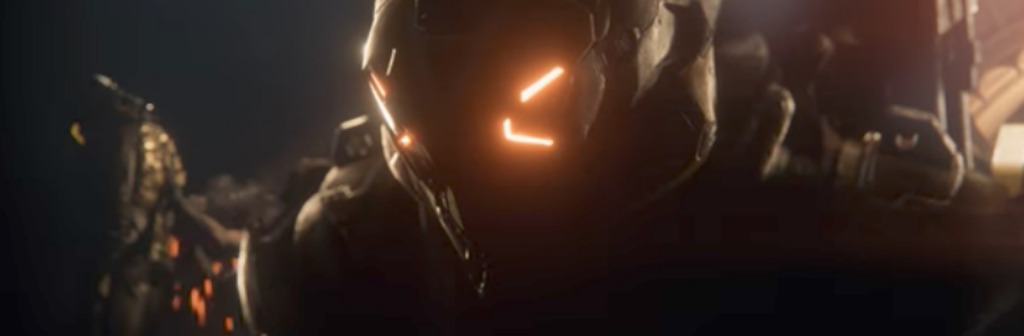 153a8cfe1d1 Microsoft introduced the first videogame Anthem gameplay at E3 2017