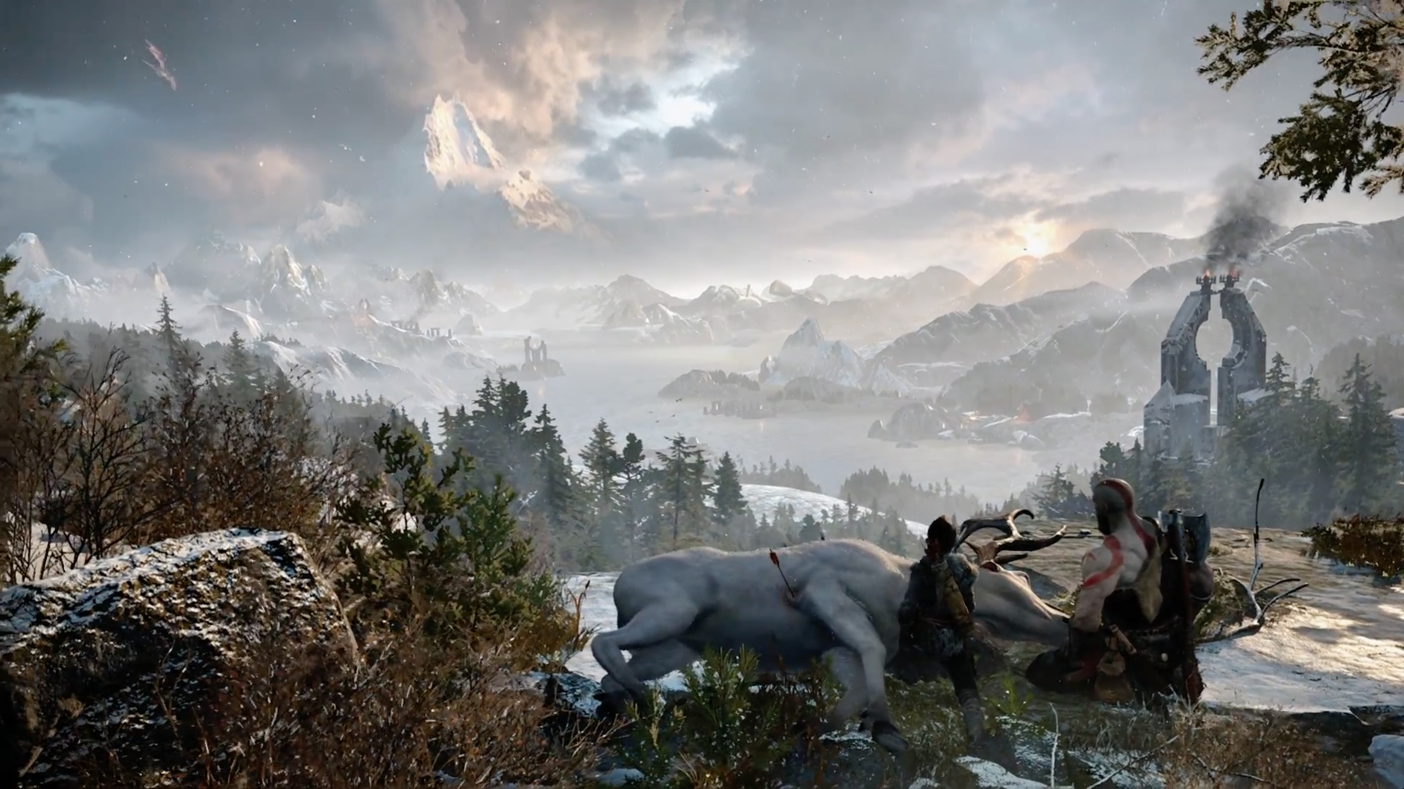 guide god of war ps4