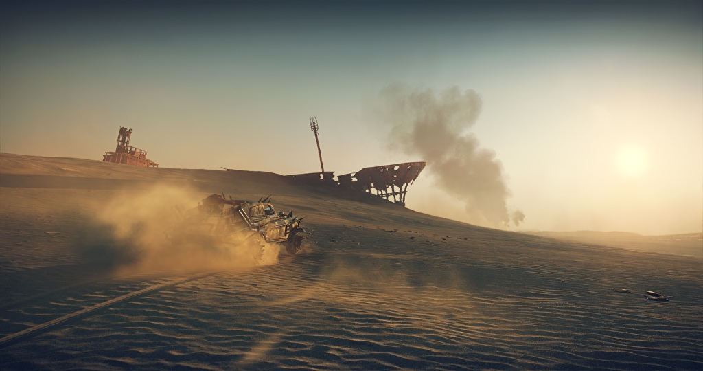 What Make Of Car Did Mad Max Drive