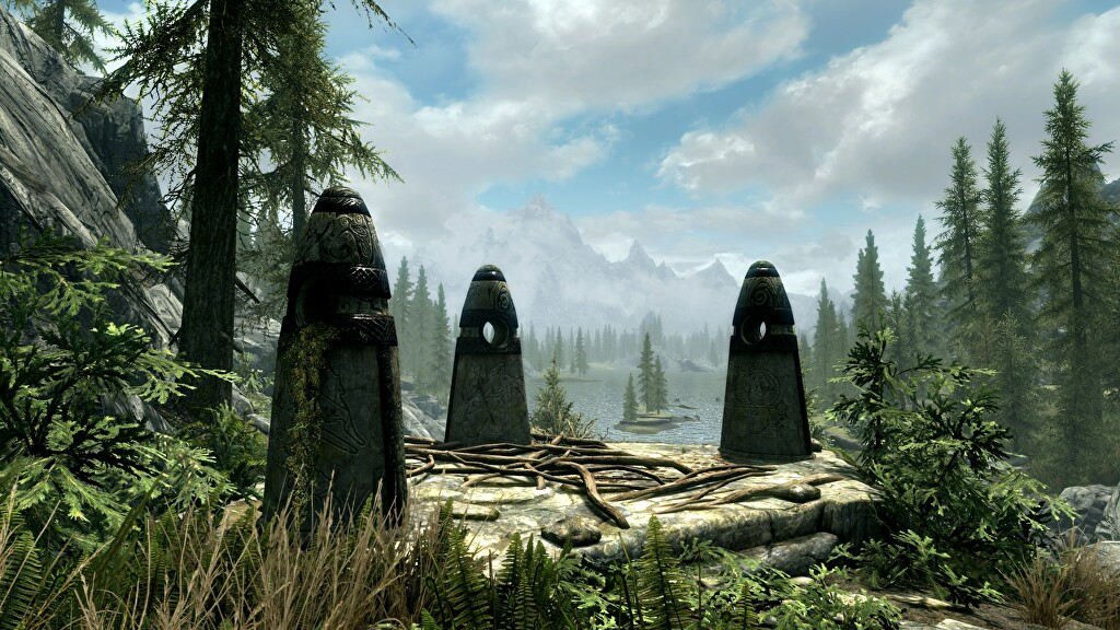 how to get quarried stone in skyrim
