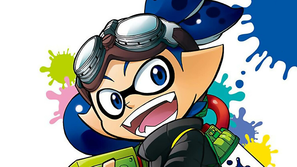 splatoon is getting an anime just in time for splatoon 2 usgamer