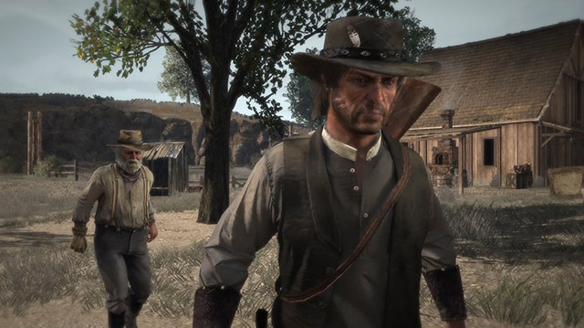 Now Comes Red Dead's Most Challenging Mission of All: Tolerating Uncle