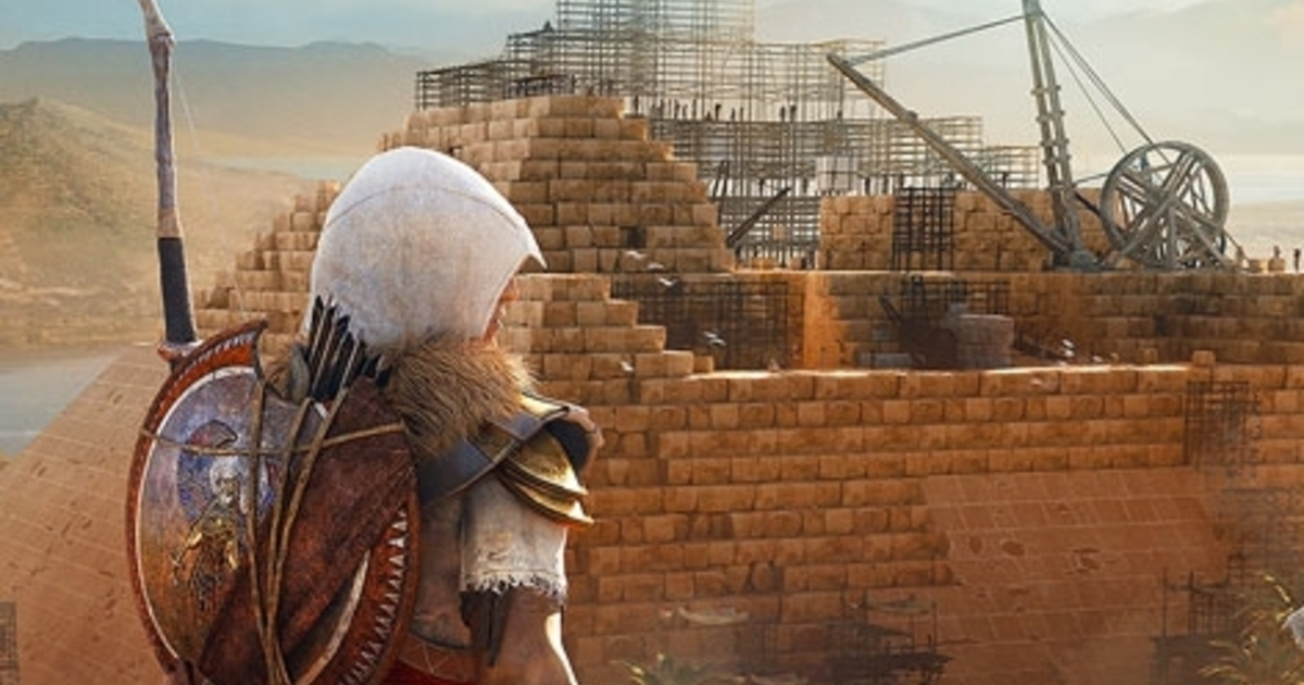 Assassin's Creed Origins' first expansion arrives this ...