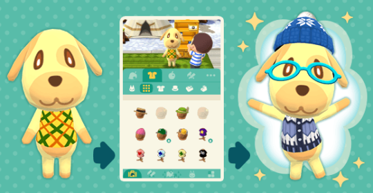 Animal Crossing: Pocket Camp updates