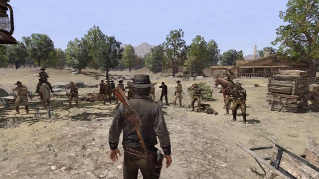 We Face the Final Curtain in Red Dead Redemption