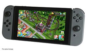 RollerCoaster Tycoon fans hit out at Atari over controversial Switch