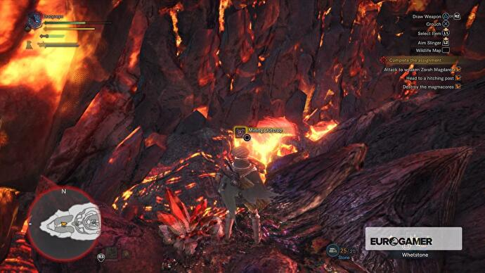 Monster Hunter World - Zorah Magdaros strategy in One for the