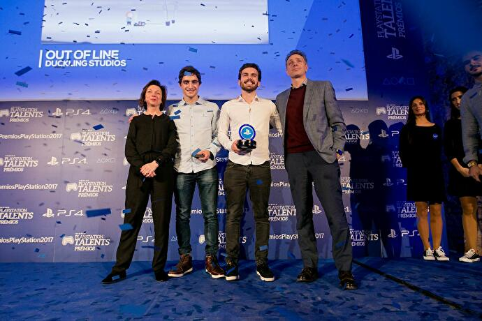 out of line premios playstation