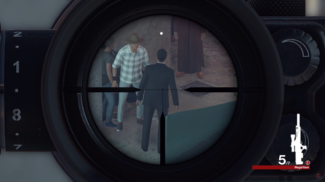 Hitman Escalation Calls for Stressful Stealth Sniping