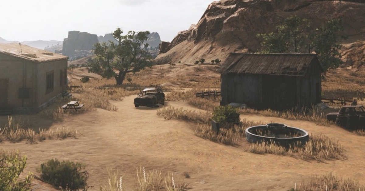 Playerunknown S Battlegrounds Maps Loot Maps Pictures: PlayerUnknown's Battlegrounds Gets Update To Improve