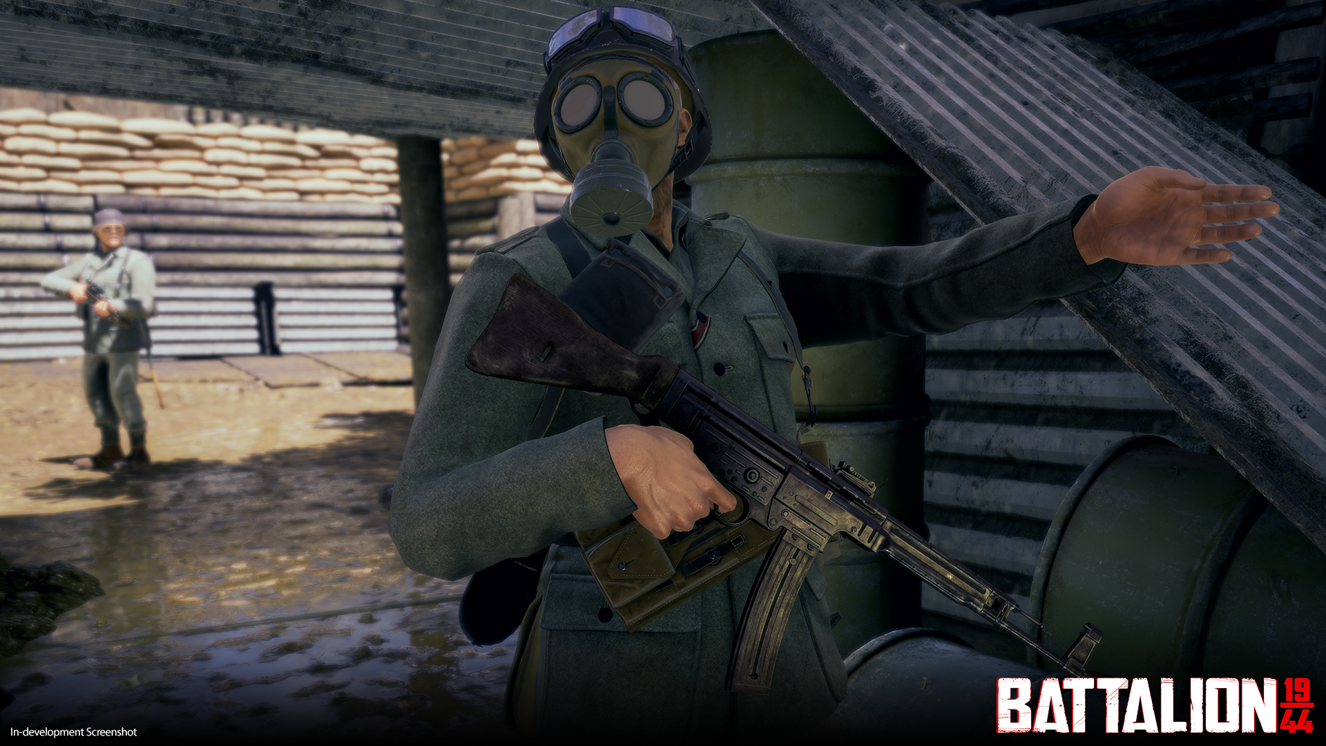 We want Battalion 1944 to change the shooter genre - even if