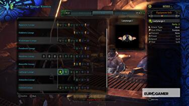Monster Hunter World S Insect Glaive Best Insect Glaive Build