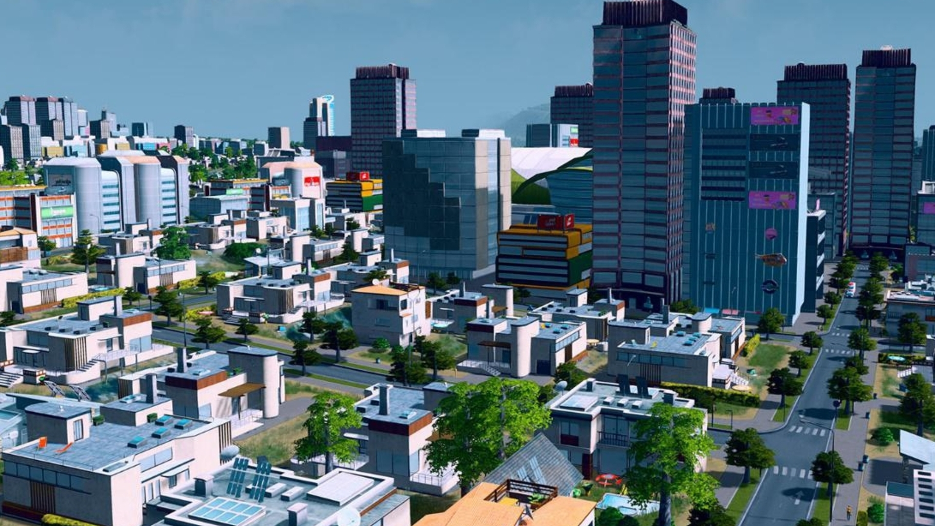 cities skylines is currently free to play on steam eurogamer net