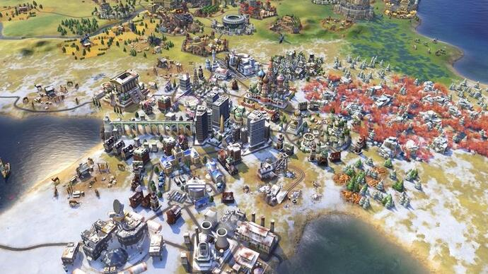 Civilization 6: Rise and Fallreview