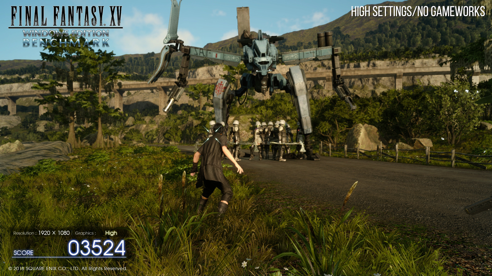 Final Fantasy 15 Windows Edition looks beautiful but at what cost