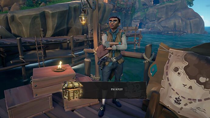 The Sea of Thieves endgame sounds super cool • Eurogamer net
