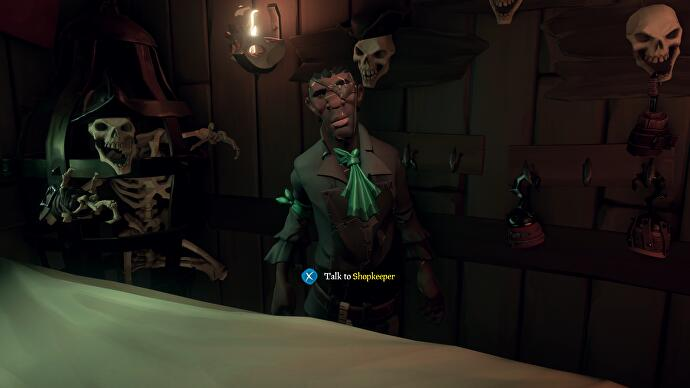 best website 96ad5 ecd19 Customer service isn t really a thing in the world of Sea of Thieves.