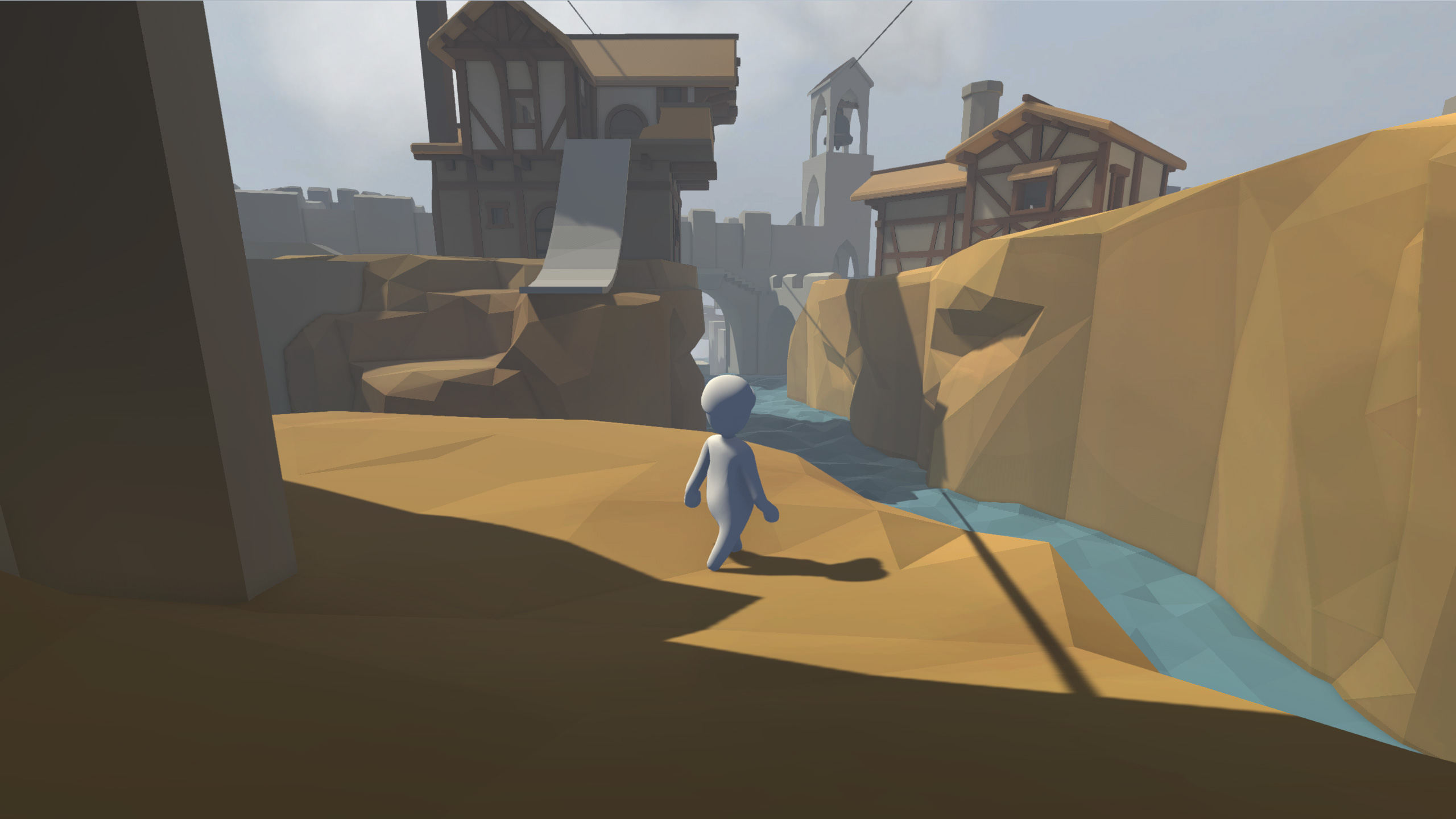 Why 2m sales means the Human: Fall Flat developer never has