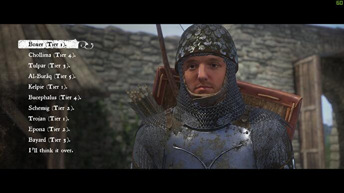 Kingdom Come: Deliverance horse riding - how to get a horse, find
