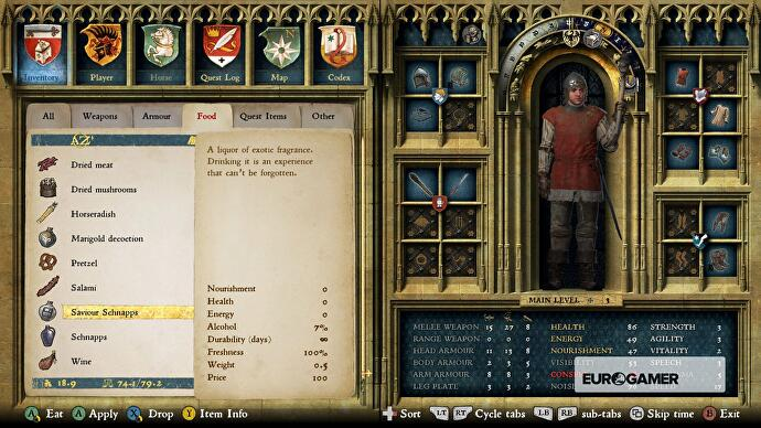 Kingdom Come: Deliverance – How to Save the Game: Get Redeemer Schnapps and Where to Find a Bed