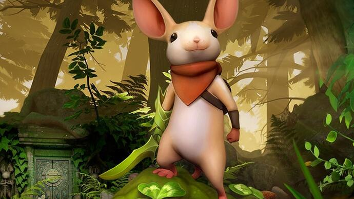 Moss review - PlayStation VR's finest game todate