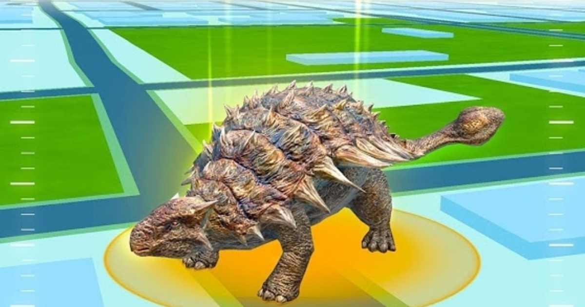 Jurassic World Alive Is Pok 233 Mon Go With Dinosaurs