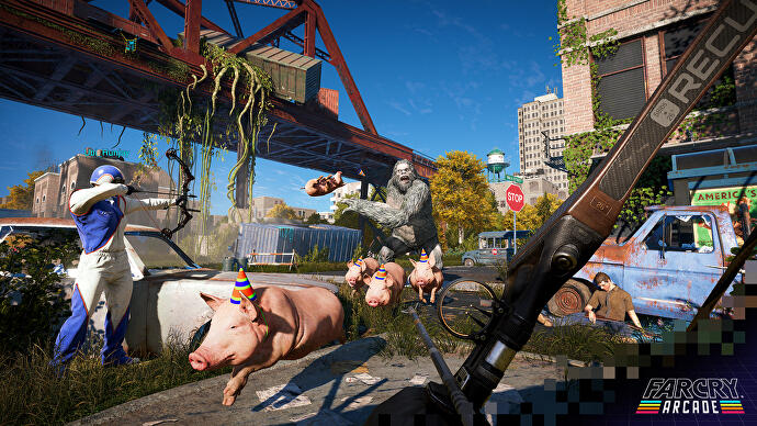 Everything We Know About Far Cry 5 S Map Editor Eurogamer Net