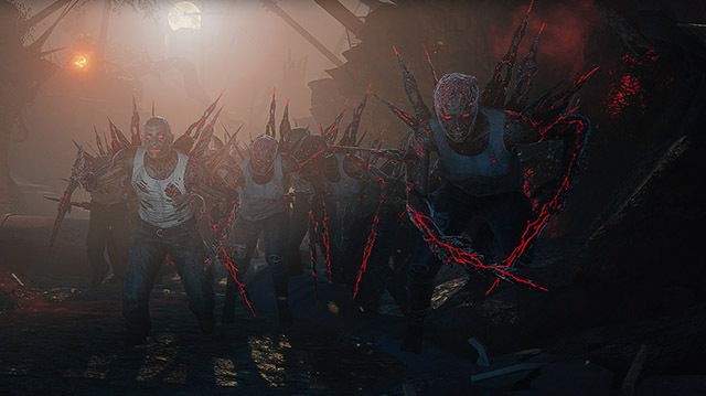 It's Mike vs The Horde in Rainbow Six Siege's Outbreak Mode