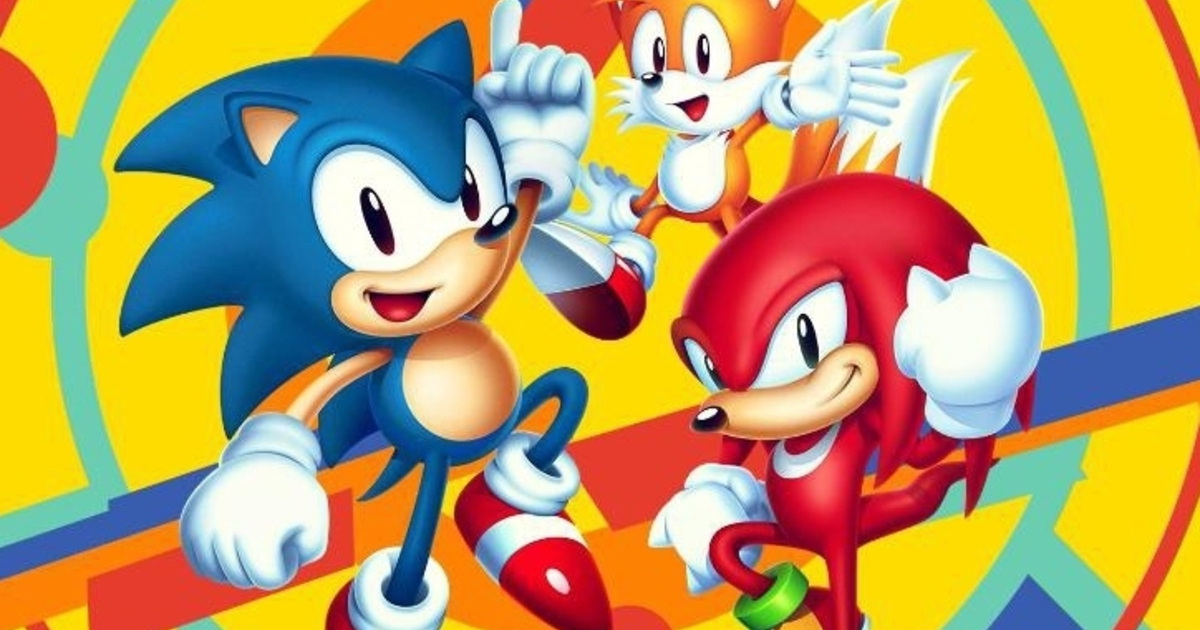 There S An Updated Expanded Version Of Sonic Mania Coming