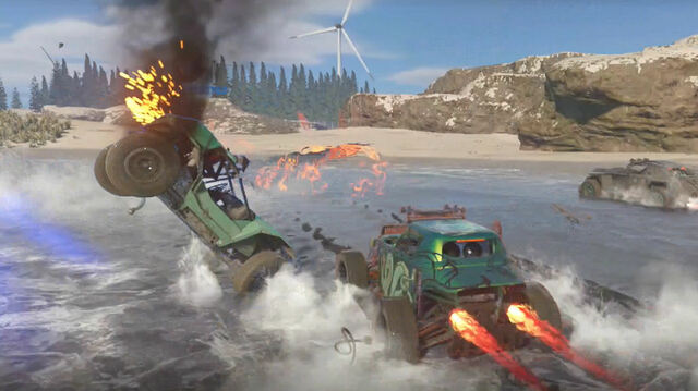 OnRush Gameplay: 5 Reasons It's Not Just Motorstorm Again