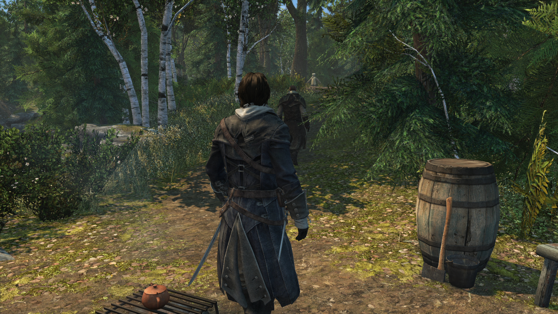 Assassin S Creed Rogue Remastered A New Lease Of Life For An