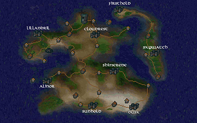 The Elder Scrolls' Summerset Isle has come a long way in 24 years