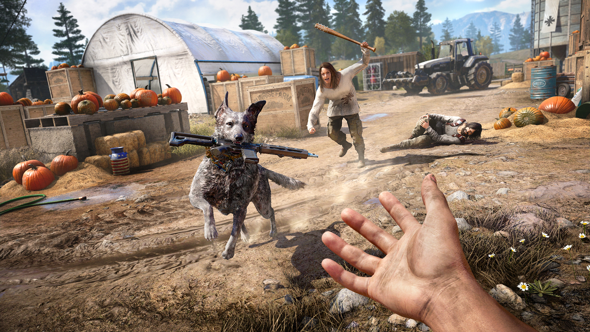 Far Cry 5 Critical Consensus Gamesindustry Biz