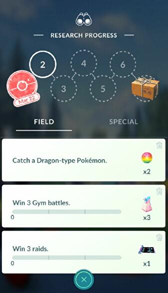 Pokemon Go July Field Research Tasks And Their Rewards Explained Eurogamer Net