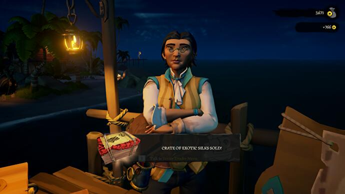 Sea of Thieves gold - chest and treasure loot values and the