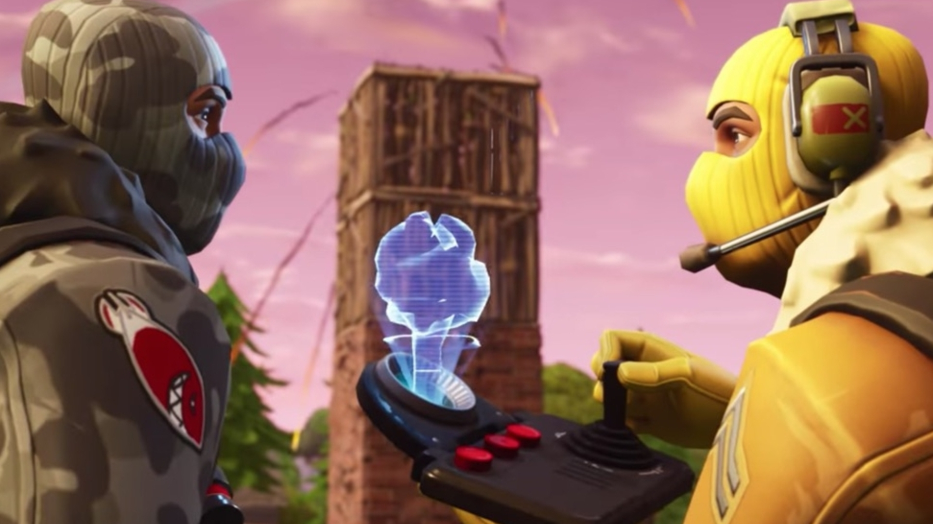 Fortnite Teases Guided Missiles And Easter Event Both
