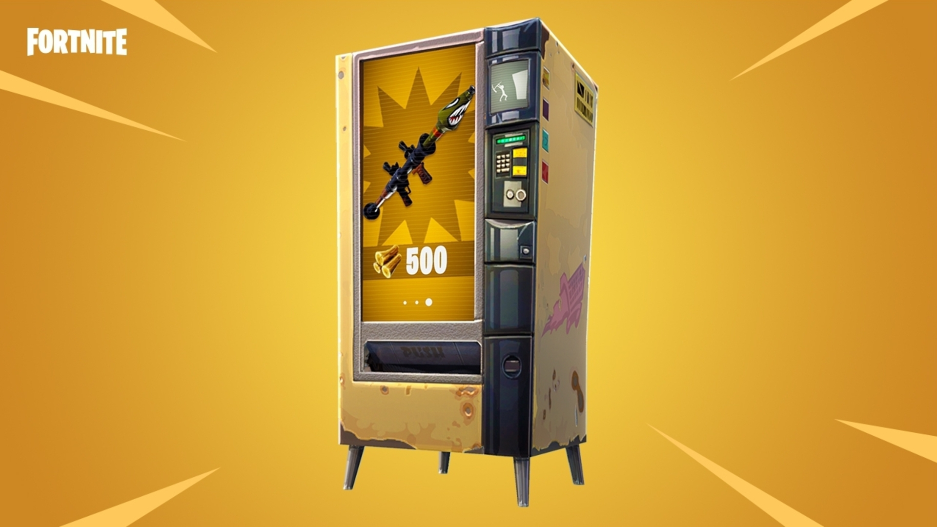 Fortnite Vending Machine Locations Explained And How They Work