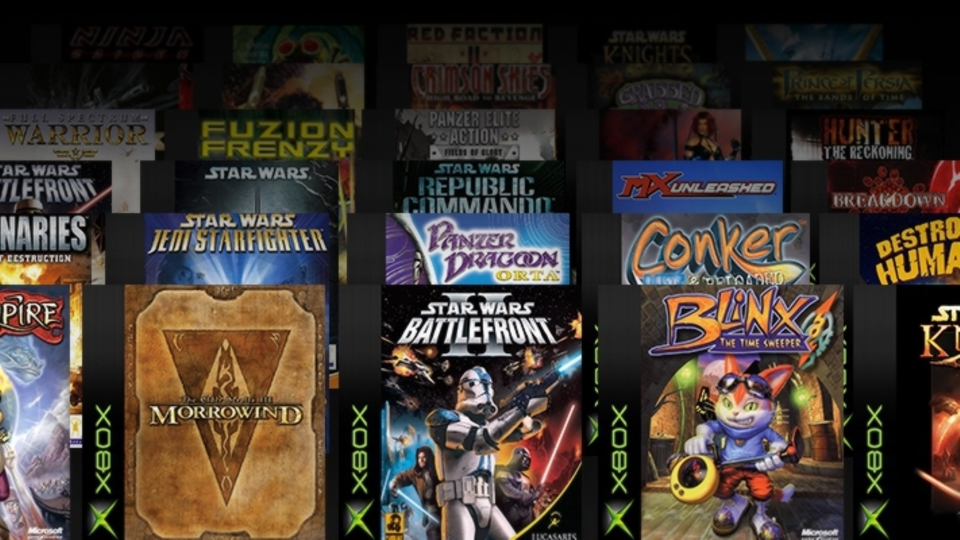 Microsoft Announces New Wave Of Backward Compatible