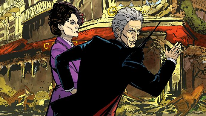 How the next Doctor Who game attempts to rewrite the rules of match