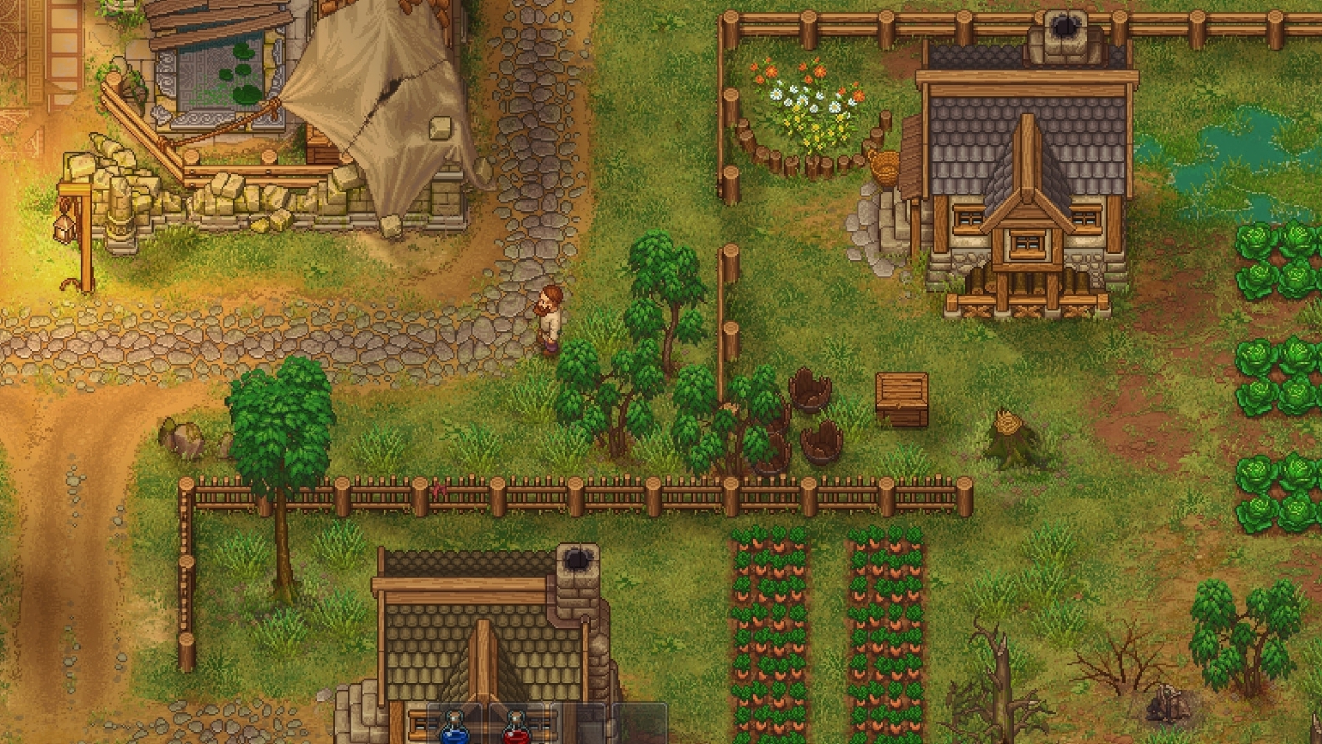 Graveyard Keeper Looks Like Stardew Valley But With Considerably More Corpses O Eurogamer