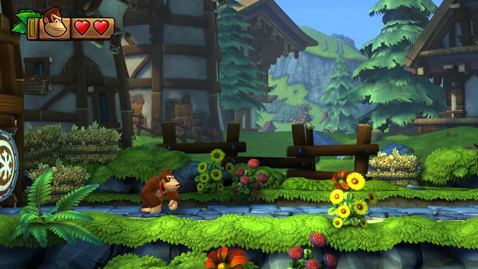 How Donkey Kong Country Tropical Freeze Is Improved On Switch